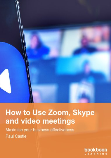 How to Use Zoom, Skype and video meetings