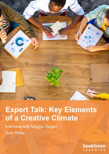 Expert Talk: Key Elements of a Creative Climate