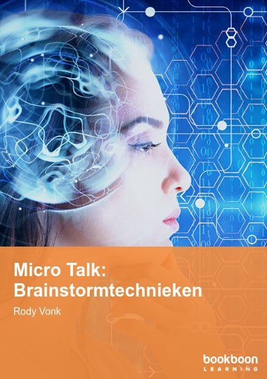 Micro Talk: Brainstormtechnieken