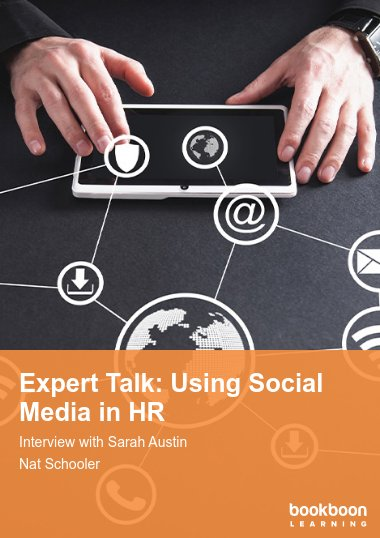 Expert Talk: Using Social Media in HR