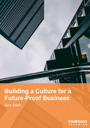 Building a Culture for a Future-Proof Business