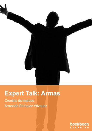 Expert Talk: Armas