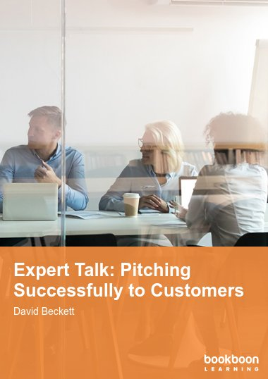 Expert Talk: Pitching Successfully to Customers