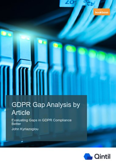 GDPR Gap Analysis by Article
