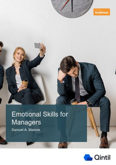 Emotional Skills for Managers