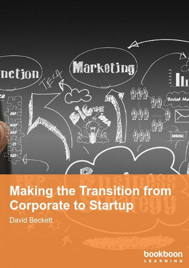 Making the Transition from Corporate to Startup