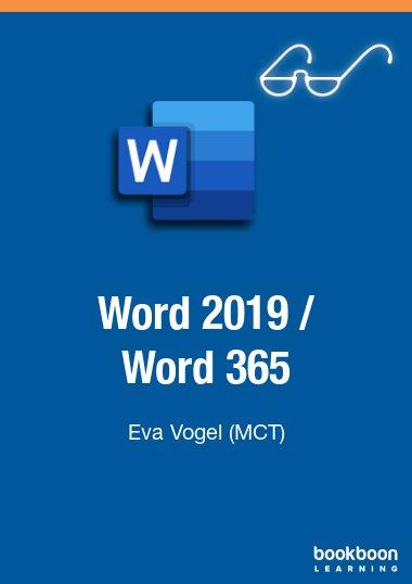 Word 2019 / Word 365