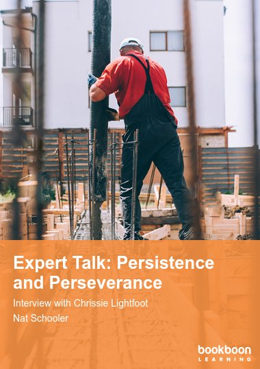 Expert Talk: Persistence and Perseverance