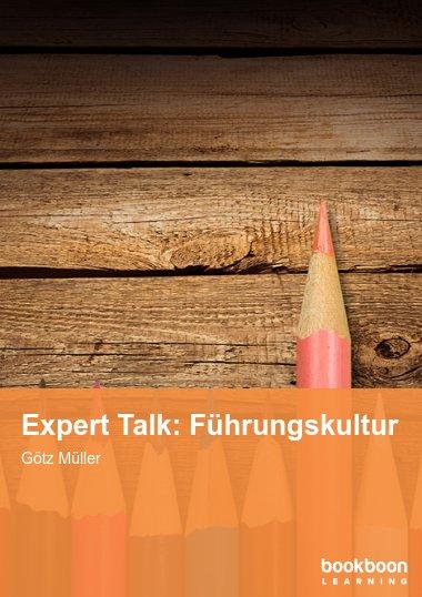 Expert Talk: Führungskultur