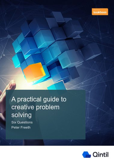 A practical guide to creative problem solving