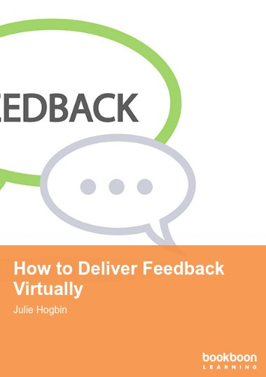 How to Deliver Feedback Virtually