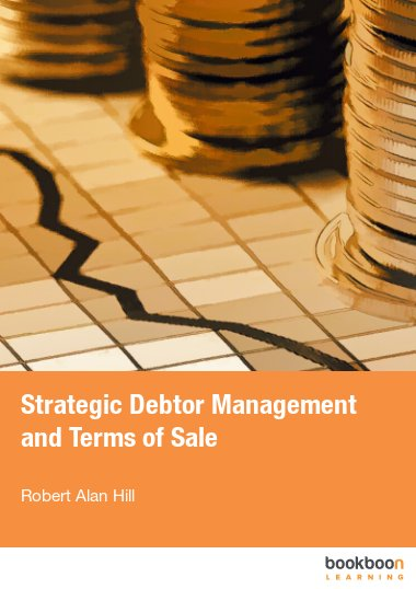 Strategic Debtor Management and Terms of Sale