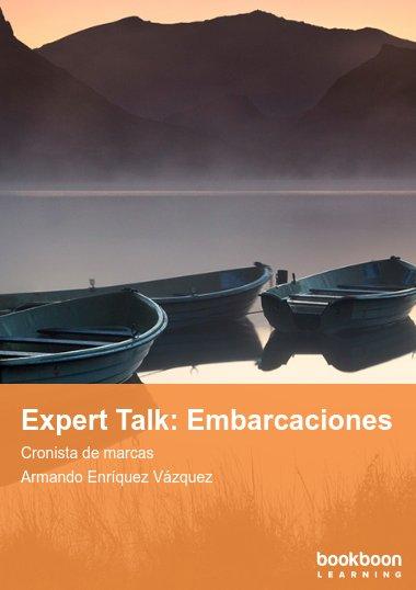 Expert Talk: Embarcaciones