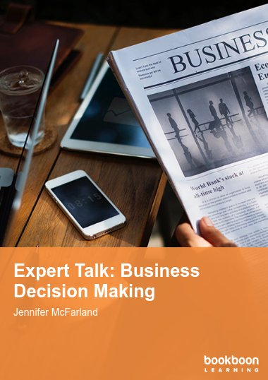 Expert Talk: Business decision making