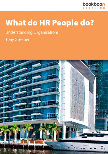 What do HR People do?