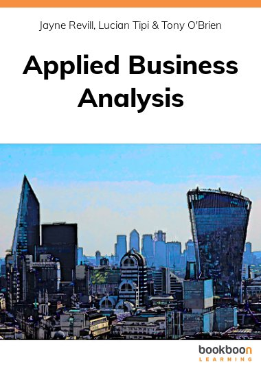 Applied Business Analysis