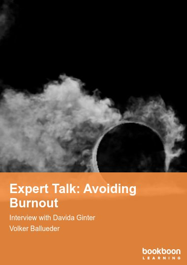 Expert Talk: Avoiding Burnout