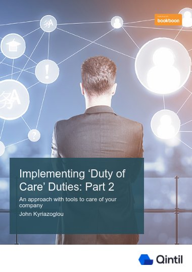 Implementing 'Duty of Care' Duties: Part 2