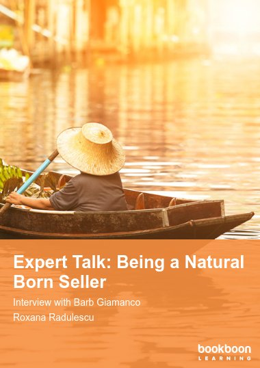 Expert Talk: Being a Natural Born Seller
