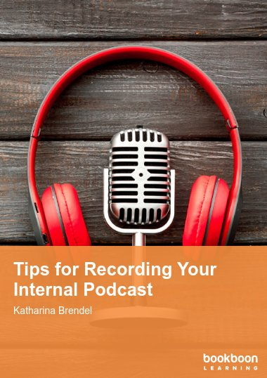Tips for Recording Your Internal Podcast