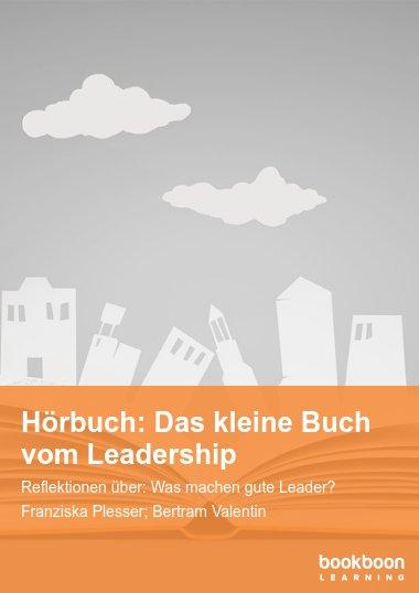 Hörbuch: Das kleine Buch vom Leadership