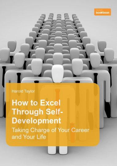How to Excel Through Self-Development