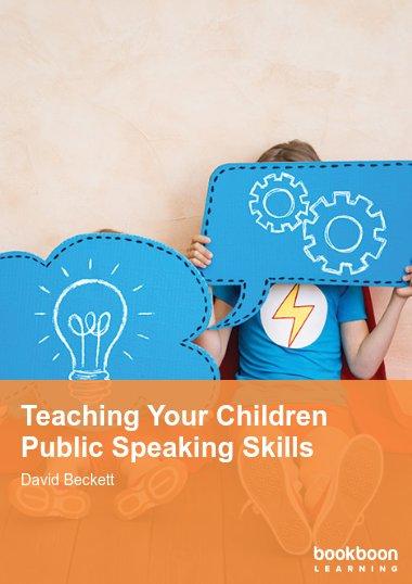 Teaching Your Children Public Speaking Skills