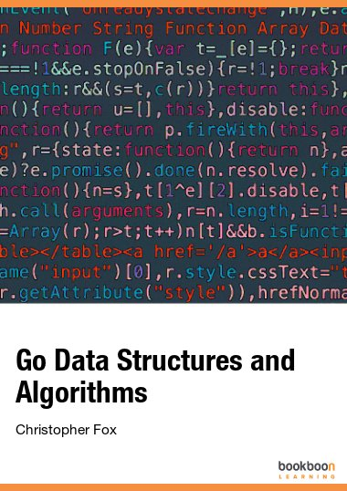 Go Data Structures and Algorithms