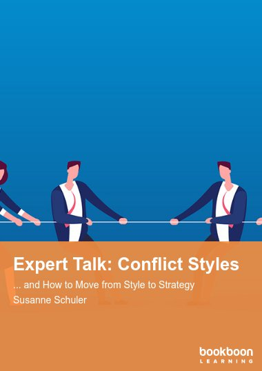 Expert Talk: Conflict Styles