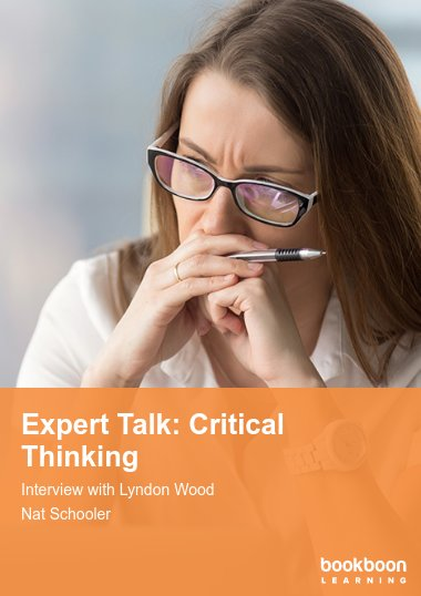 Expert Talk: Critical Thinking