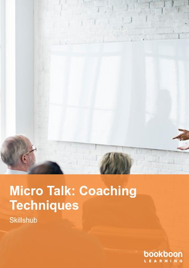 Micro Talk: Coaching Techniques