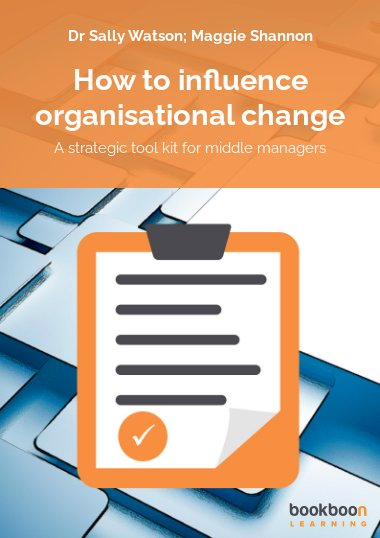 How to influence organisational change