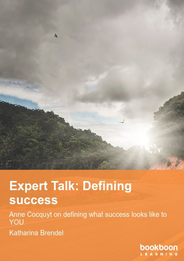Expert Talk: Defining success