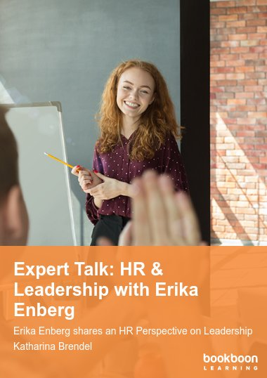 Expert Talk: HR & Leadership with Erika Enberg