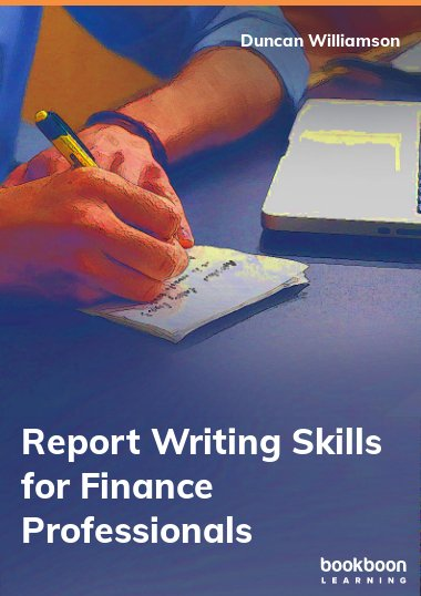 Report Writing Skills for Finance Professionals