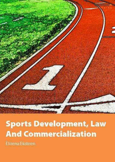 Sports Development, Law And Commercialization