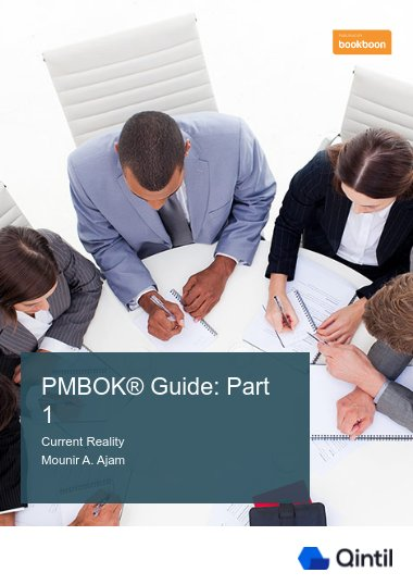 PMBOK® Guide: Part 1