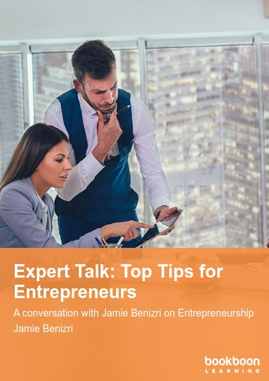 Expert Talk: Top Tips for Entrepreneurs