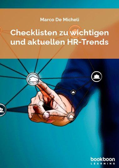 Checklisten zu wichtigen und aktuellen HR-Trends