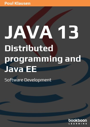 Java 13: Distributed programming and Java EE
