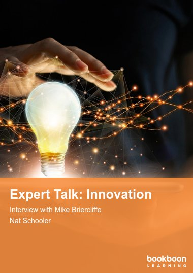 Expert Talk: Innovation