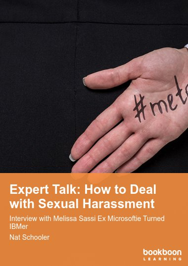 Expert Talk: How to Deal with Sexual Harassment