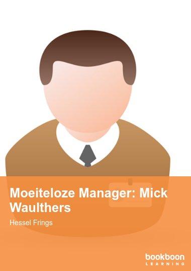 Expert Talk: Moeiteloze Manager #16