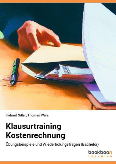 Klausurtraining Kostenrechnung