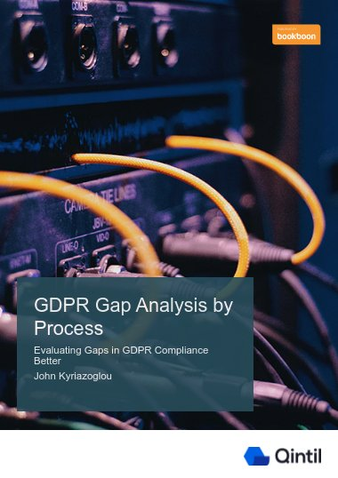 GDPR Gap Analysis by Process