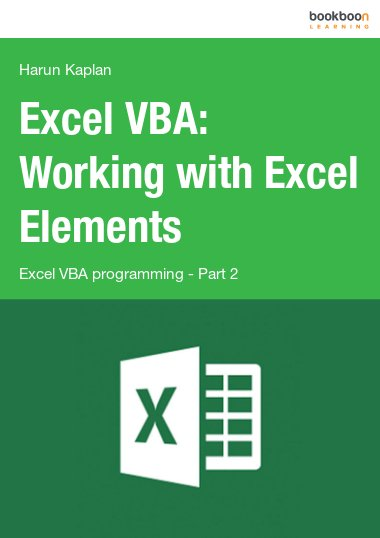 Excel VBA: Working with Excel Elements