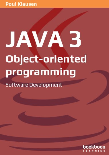 Java 3: Object-oriented programming