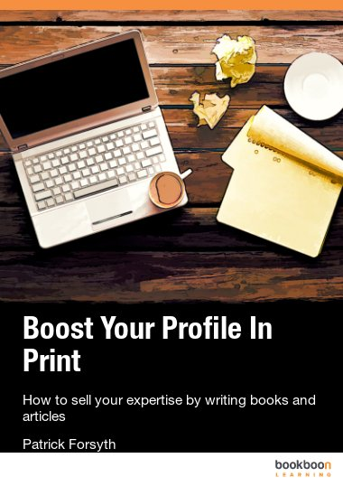 Boost Your Profile In Print