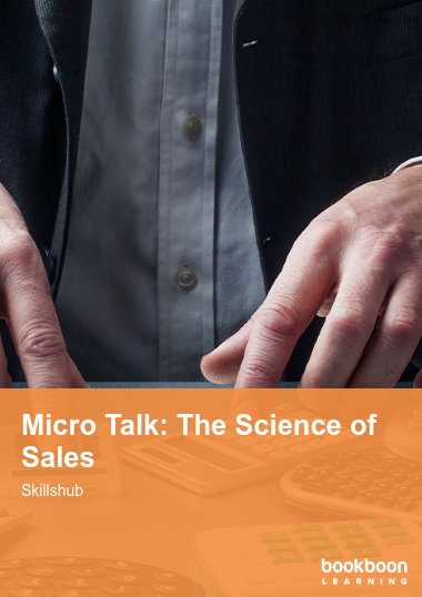 Micro Talk: The Science of Sales