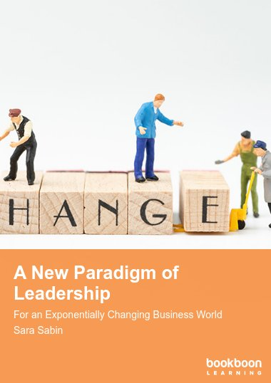 A New Paradigm of Leadership